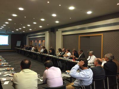 Tübider 1. Danışma Kurulu Toplantısı